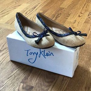 TORY KLEIN BRAND NEW SHOES
